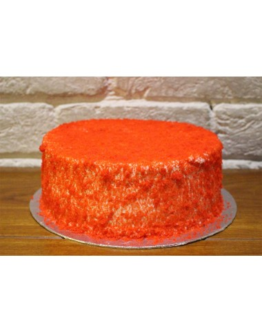 Red Velvet Cheese Cake by Masoom - 2 pounds