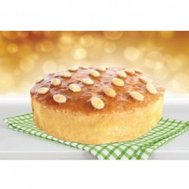 Syrup Almond Cake - Bread & Beyond