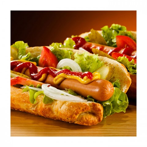 Hot Dog With Cheese (Bread & Beyond)