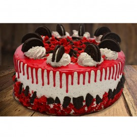 Oreo Red Velvet Cake - Bread & Beyond