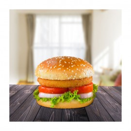 Small Chicken Burger - Bread & Beyond