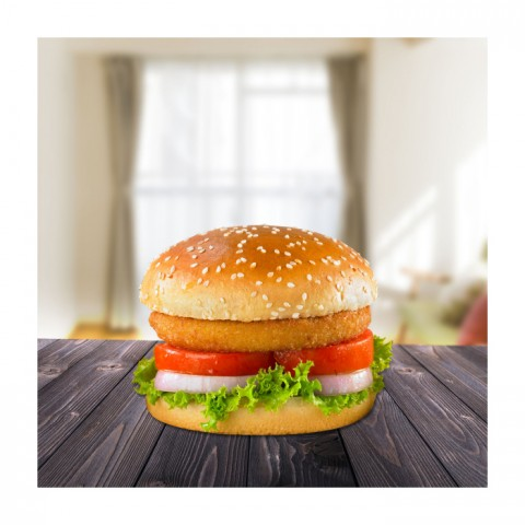 Small Chicken Burger (Bread & Beyond)