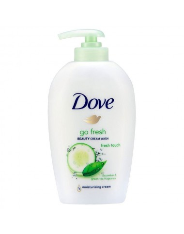 Dove Fresh Touch Beauty Cream Wash