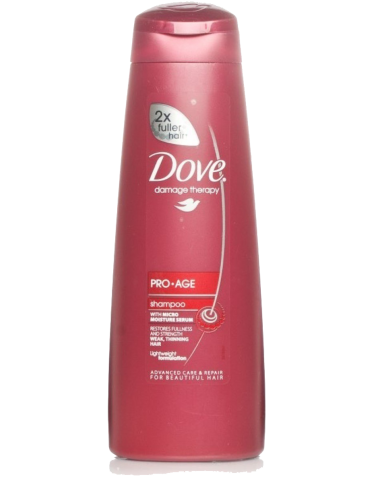 Dove Hair Therapy Pro age Shampoo