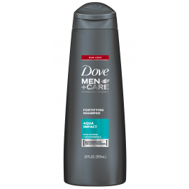 Dove Men Aqua Impact Fortifying Shampoo
