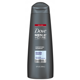 Dove Men Oxygen Charge Shampoo 355ml