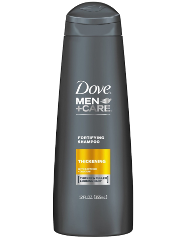 Dove Men Thicker Hair Shampoo