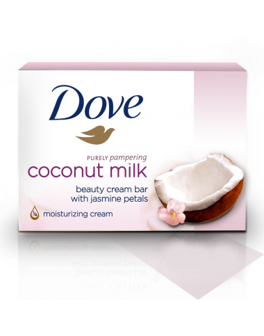 Dove Coconut Milk Beauty Bar Soap