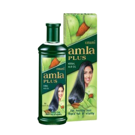 Emami Amla Plus Herbal Hair Oil