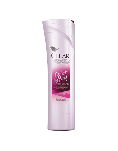 Clear Color & Heat Conqueror Shampoo