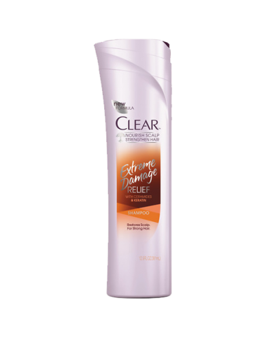 Clear Extreme Damage Relief Shampoo