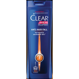 Clear Men Anti Hair Fall 400 Ml