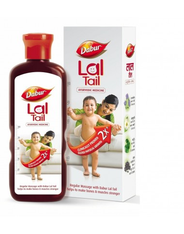 Dabur Lal Tail - 200ml