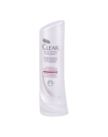 Clear Scalp N Hair Therapy Damage And Colour Repair Conditioner 381ml