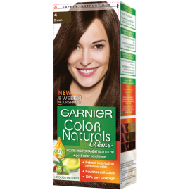 Garnier Hair Color Creme Brown 4