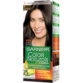 Garnier Dark Brown 3 Color