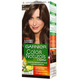 Garnier Hair Color Creme Dark Chocolate 4 1/2