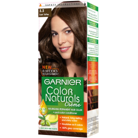 Garnier Dark Toffee Noir Caramel 3.3 Color
