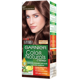 Garnier Pure Chocolate Brown 6.7 Color