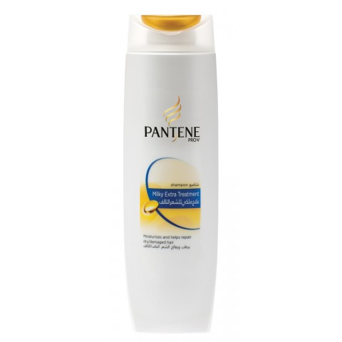 Pantene Milky Extra Treatment Shampoo - 700ml