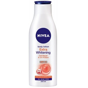 Nivea Whitening Lotion 200 Ml