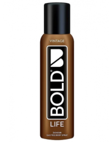 Bold Life Vintage Body Spray
