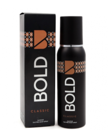 Bold Classic Body Spray For Men
