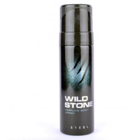 Wild Stone Steel Body Spray For Men