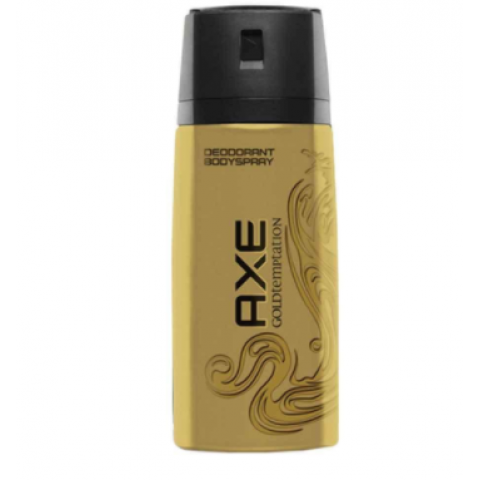 AXE Gold Temptation Body Spray For men