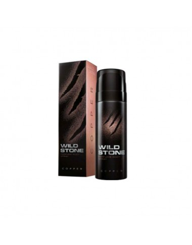 Wild Stone Copper Perfume Body Spray For Men
