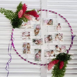 Wall Hanging Picture Ring