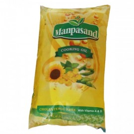 Manpasand Cooking Oil 900ml