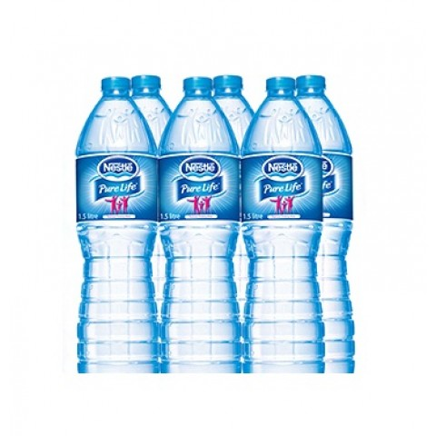 Nestle Pure Life Water 0.5 Ltr (12 Pcs)