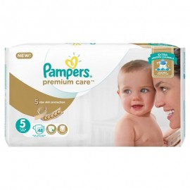 Pampers Premium Care Size 5 (48 Pcs)