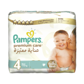 Pampers Premium Care Size 4 (26 Pcs)