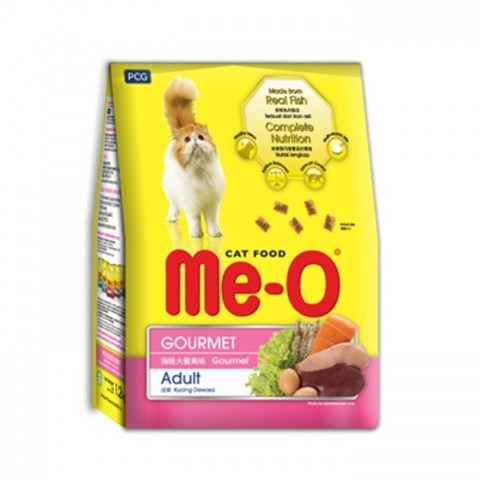 Me-O Cat Food Gourmet 400g