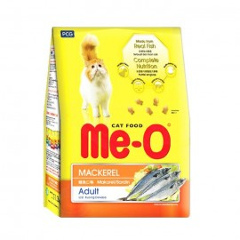 Me-o Cat Food Mackerel For Adult 3kg