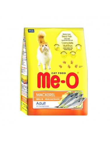 Me-O Cat Food Mackerel 1.3kg