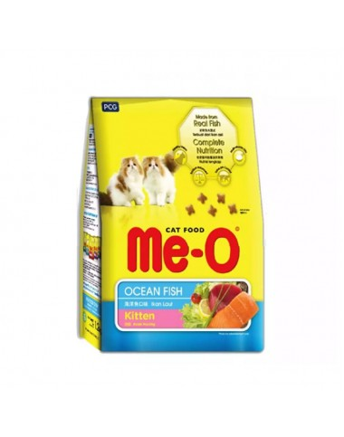 Me-O Cat Food Ocean Fish 400g