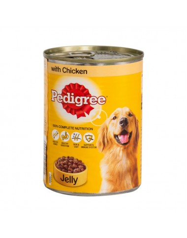 Pedigree Dog Food Chicken 385g