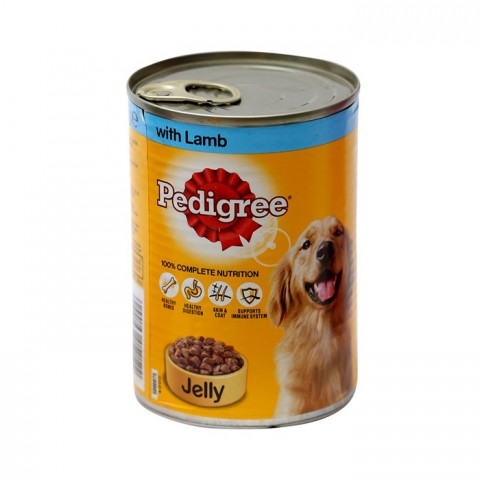 Pedigree Dog Food Lamb 400g