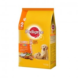 Pedigree Dog Food Puppy Chicken, Egg & Milk 480g