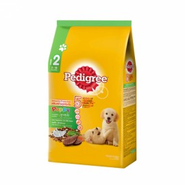 Pedigree Dog Food Puppy Liver, Vegetable & Milk 480g