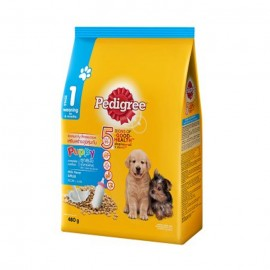 Pedigree Dog Food Puppy Milk Flavor 480g