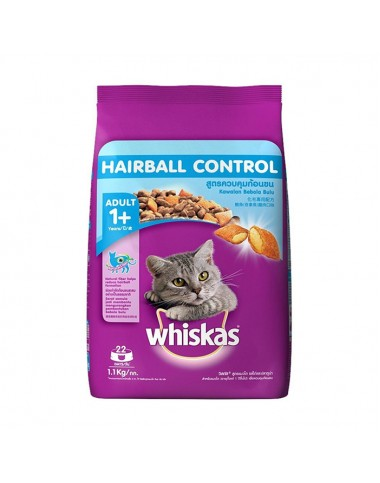 Whiskas Cat Food Chicken & Tuna 1.1kg