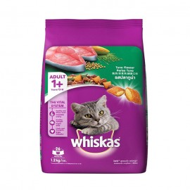 Whiskas Cat Food Tuna Flavor 1.4kg