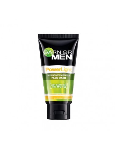 Garnier Men PowerLight Face Wash 50g