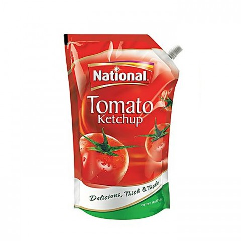 National Tomato Ketchup 1 Kg