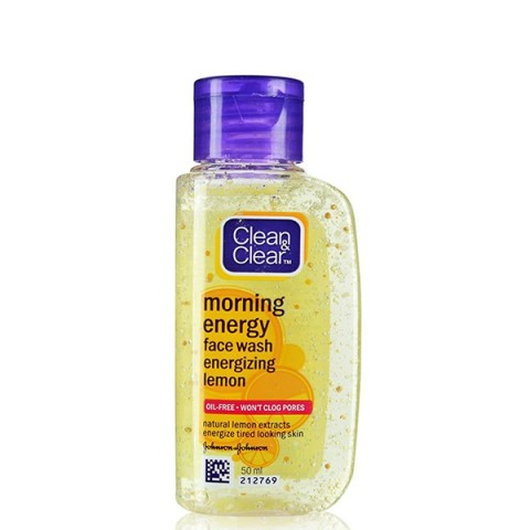 Clean & Clear lemon energy Face Wash 50ml