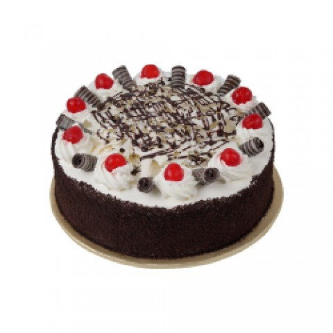 special black forest cake - cakes & bakes